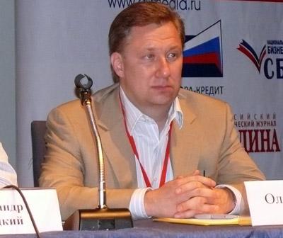 Олег КРУЖИКОВ, управляющий венчурного фонда `Лидер-инновации`