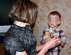 молодые мамы бес трксов фото